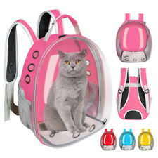 Breathable Cat Carrier Backpack Transparent Cat Capsule Bubble Bags for Travel