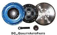 QSC Stage 1 Clutch Kit Race Flywheel for VW Jetta Corrado Golf Passat VR6 2.8L