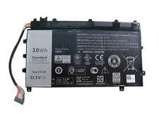 New 271J9 Battery For Dell Latitude 13 7000 7350 Series GWV47 0GWV47 11.1V 30Wh