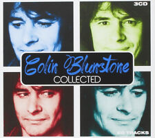 COLIN BLUNSTONE Collected REMAST DELUXE 3 CD SET Zombies Argent Keats Mike Batt