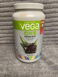 Vega - Vega One Organic All-In-One Shake Mocha- 25 oz. BB 1/21 NEW !