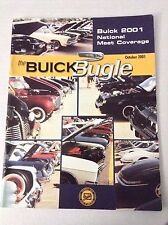 Buick Bugle Magazine Buick 2001 National Meet Coverage October 2001 032217NONRH