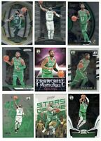 x40 Different KYRIE IRVING card lot/set No dupes Inserts Select Prizm Optic Nets