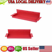 Magnetic Tool Tray Shelf Toolbox Set Bin Storage Cabinet Van Workshop NEW