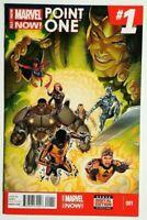ALL-NEW MARVEL NOW! POINT ONE #1 (2014) 1st Print   1st Kamala Khan Ms Marvel