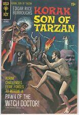 Korak Son Of Tarzan #38. VF. 1970