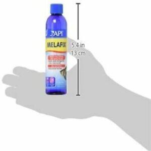 API Melafix Natural Treatment for Use in Fresh or Salt Water - 118ml