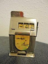 Vintage Las Vegas Wilbur Clark Desert Inn Mini Slot Machine by Rexco/See Info
