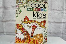 Coloring Book Express Yourself Through Animal Cool For Adults And Kids
