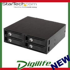 Startech 4-Bay Mobile Rack Backplane for 2.5in SATA/SAS Drives