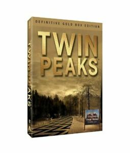 Twin Peaks Complete Series Definitive Gold Box Edition - DVD Same Day Shipping