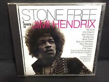 Jimi Hendrix Used Music CD Stone Free Tribute