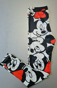 Made in Italy, Leggings, Mickey Mouse Print, Gr. ca S !!!MUST HAVE!!!