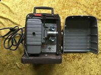 Rare collectable vintage Bell & Howell 8mm projector