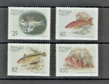 Portugal Madeira Stamps | 1989 | MNH | Fishes