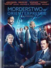 Morderstwo w Orient Expressie DVD - POLISH RELEASE POLSKA EDYCJA