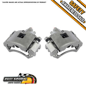 Front OE Brake Calipers Pair For Lacrosse Terraza Uplander Grand Prix Relay