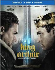 King Arthur: Legend of the Sword [New Blu-ray] With DVD, UV/HD Digital