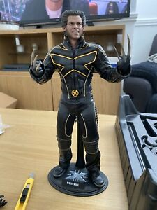 Hot Toys Wolverine X-Men The Last Stand 1:6 Scale Articulated Figure