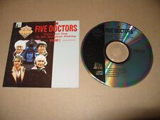 BBC Radiophonic Workshop - Doctor Who: The Five Doctors (Classic Music From cd