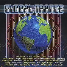 Global Trance Various Artists MUSIC CD