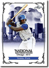 2013 Leaf National Sports Collector Convention *PROMOTIONAL* 80 Card SET