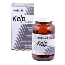HealthAid Kelp -( Iodine) 240 Tablets