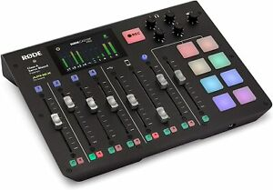 Rode Caster Pro Integrated Podcast Production Console