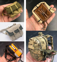 "1/6 Soldier Clothes Accesso Military Figure Parts - Backpack/Bag Fit 12"" Figure"
