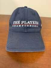 Vintage PGA Tour The Players Championship Partners Club Strap back Hat THE GAME