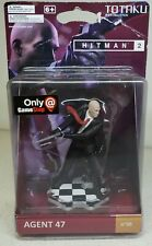 Totaku Collection No 36 - Hitman 2 - Agent 47 Figure - Gamestop Exclusive - NIB