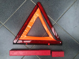 BMW Hazard Warning Triangle with Cover 6770487