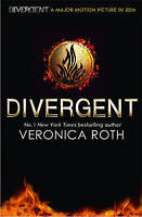 Divergent (Divergent Trilogy, Book 1), Roth, Veronica, Very Good Book