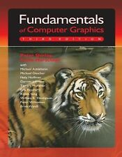 Fundamentals of Computer Graphics by Steve Marschner, Michael Ashikhmin and…