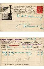 CPA publicité La Gomme Velours - MARCEL BERNHEIM (307975)