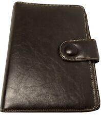Franklin Covey Classic Binder Vegan Leather Black 95x65