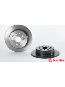 2 x Brembo Brake Rotor FOR LEXUS GS JZS160 (08.A038.11)