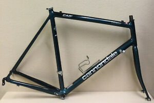 CANNONDALE CAAD 2 R300 FRAME AND FORK 58 CM ALUMINUM