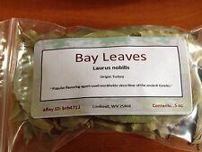 "Bay Leaves  ""Laurus nobilis""  1/2 oz"