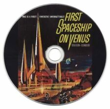 First Spaceship on Venus (1960) (Der schweigende Stern) Sci-Fi Movie on Dvd