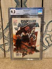 Captain America 6 Winter Soldier CGC 9.2 newsstand
