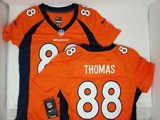 Nike Womens Small Demaryius Thomas  88 Denver Broncos NFL OnField Jersey NWT   95 d4aac8977