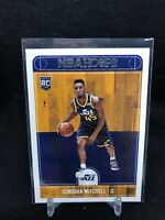 2017-18 Panini NBA Hoops Rookie #263 Donovan Mitchell Utah Jazz N41