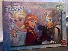King Disney Frozen Puzzle 24 pcs. 3+ NIEUW !