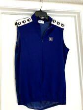 EUC Pearl Izumi mens XL Royal Blue lightweight Cycling Vest