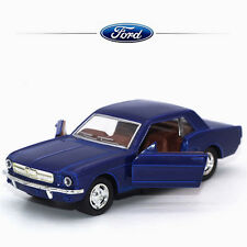 Ford Mustang 1964 Wecker 1: 32 Diecast Car Model Toy Vehicles Kids Boys Gift