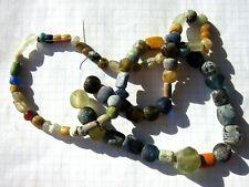Beautiful Ancient Viking Beads 9-11 AD (62 Centimeters)
