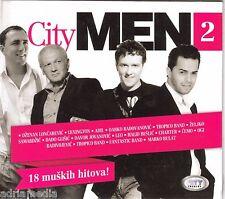 CITY MEN CD 2 Darko Davor Leo Ogi Lexington Charter Pop Narodna Best Hit Srbija
