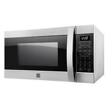 1.5 cu.ft. Countertop Microwave with Convection 1000W Stainless Steel Kenmore