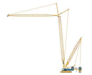 Liebherr LR1300 Crawler Crane with Derrick - Sarens NZG 1:50 Scale #20-1059 New!